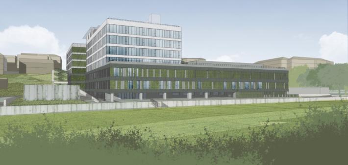 Rozbudowa Publicznego Szpitala Klinicznego nr 1 w Lublinie