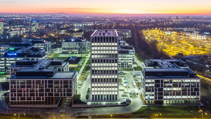 Business Garden Wrocław - II etap