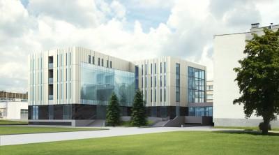 Budynek dla Wydziału Fizyki i Informatyki Stosowanej AGH