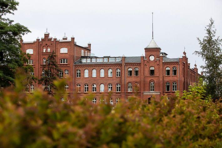Budynek Dyrekcji Stoczni Gdańskej (rewitalizacja)