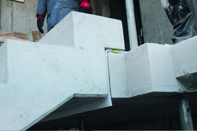 podkładki (łożyska) schodowe SB10